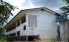 อาคาร 5( อาคารแบบสปช.105/29)  มี 8 ห้อง ใช้เป็นห้องเรียนชั้น  อนุบาล3ห้อง ห้อง ป.3/2 ห้อง ป.6 วิทยาศาสตร์  ห้องSound Lab และห้องเก็บสื่อการเรียนรู้